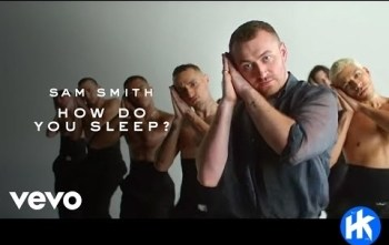 VIDEO: Sam Smith - How Do You Sleep